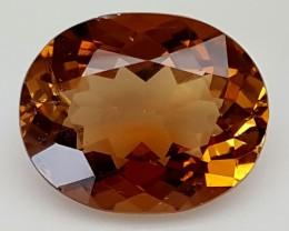 14.4 Crt Natural Topaz Top Color Gemstone JITP20