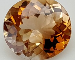 14 Crt Natural Topaz Top Color Gemstone JITP21
