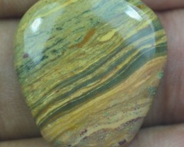17.10 CT BEAUTIFUL STRIPED JASPER (NATURAL+UNTREATED) X32-124