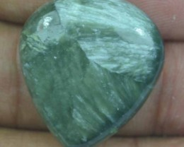 26.05 Ct Seraphinite Natural Untreated Cabochon x45-79