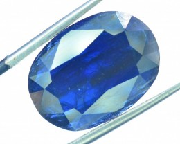 10.75 ct Natural Untreated Sapphire ~Afghanistan