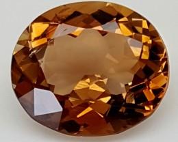 9.75 Crt Natural Topaz Top Color Gemstone JITP27