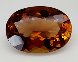 9.30 Crt Natural Topaz Top Color Gemstone JITP29