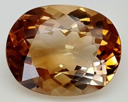 11.5 Crt Natural Topaz Top Color Gemstone JITP38