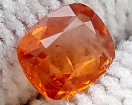 0.45CT CLINOHUMITE RARE IN THE WORLD  BEST QUALITY GEMSTONE IGC484