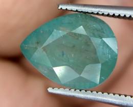 3.50 Crt Rare Grandidierite Faceted Gemstone (R 210)