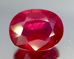 2.90 Crt Ruby Faceted Gemstone (R 210)