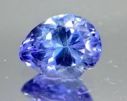 0.65 Crt Tanzanite Faceted Gemstone (R 210)
