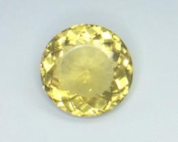 16.62 Crt Natural Lemon Quartz Faceted Gemstone (MG 26)