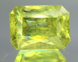 1.30 Crt Sphene Faceted Gemstone (R 210)