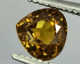 1.0 Crt Andradite Garnet Faceted Gemstone (R 210)
