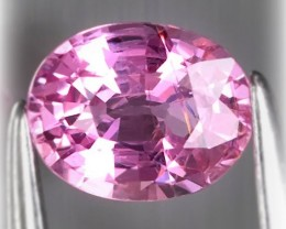 Superb African Pink Sappire 5.0 x 4.0mm Beautiful for setting