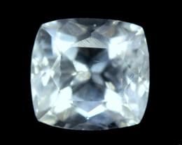 No Reserve - 3.55 cts Untreated Aquamarine Gemstone From Pakistan