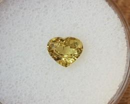 1,08ct Mali garnet - Lustrous stone!