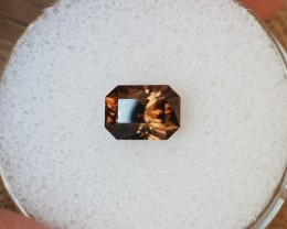 1,58ct Zircon - Master cut!