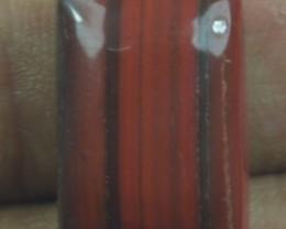 13.10 CT RED IRON JASPER BEAUTIFUL CABOCHON (NATURAL+UNTREATED) X22-118