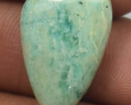 12.65 CT BEAUTIFUL AMAZONITE (NATURAL+UNTREATED) X27-239
