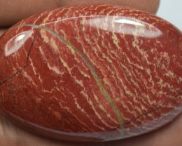 105.80 CT Red Jasper With Agate Beautiful Natural Cabochon x34-143