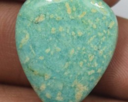 17.60 CT BEAUTIFUL AMAZONITE (NATURAL+UNTREATED) X27-244