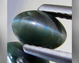 BEAUTIFUL & ENORMOUS CATS EYE CHRYSOBERYL ~ 1.90cts ~ AN OUTSTANDING GE