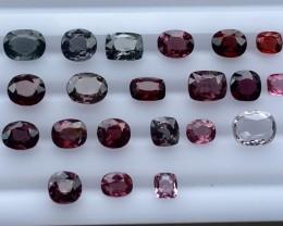 16.50 Crt Spinel Parcels Faceted Gemstone (R 211)