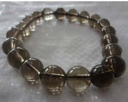 Smoky Quartz Bracelet 8 mm