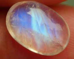 3.90 CRT TOP QUALITY MOON STONE FLASHING COLOR-