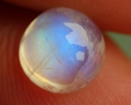 1.75 CRT TOP QUALITY MOON STONE FLASHING COLOR-