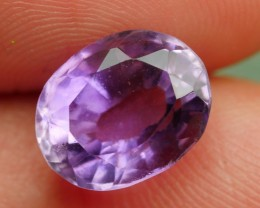 3.35 CRT BEAUTY FACETED PURPLE AMETHYST-