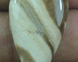 19.50  Cts Peanut Wood Jasper Natural Cabochon x20-125