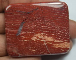 134.45 CT Red Jasper With Agate Beautiful Natural Cabochon x34-145