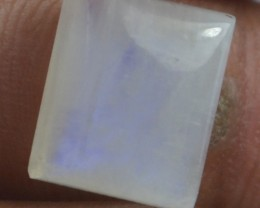 8.20 Rainbow Moonstone Cabochon Natural Stone x30-197