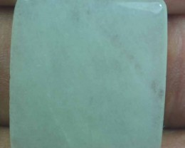20.70 CT BEAUTIFUL GREEN AVENTURINE (NATURAL+UNTREATED) X23-171