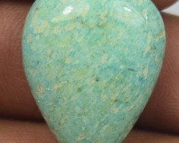 21.05 CT BEAUTIFUL AMAZONITE (NATURAL+UNTREATED) X27-249