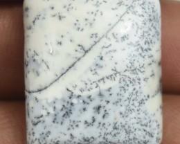 29.20  Cts Dendrite Opal Natural Cabochon x4-324