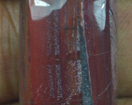25.60  CT RED IRON JASPER BEAUTIFUL CABOCHON (NATURAL+UNTREATED) X22-140
