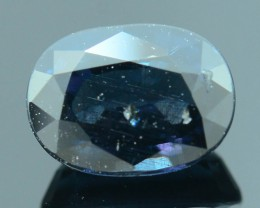 Rarest 1.22 ct Blue Garnet Color Change Bekily Mine Madagascar SKU-2