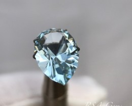 Aquamarine - 3.92 carats