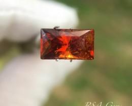 Hessonite Garnet - 5.21 carats