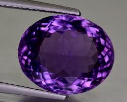 8.40 Cts Amethyst Gemstone From Uruguay