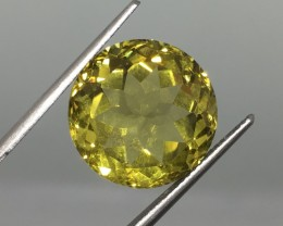 11.69 Carat IF/VVS Lemon Quartz - Brazilian Beauty