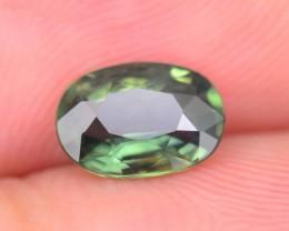 Eye Catching 1.01 ct Greenish Sapphire SKU.10