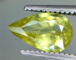 1.15 Crt Sphene Faceted Gemstone (R 212)