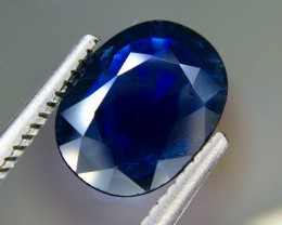 1.78 Crt Natural Blue Sapphire Faceted Gemstone (MG 28)