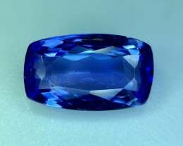 1.49 Cts Tanzanite Awesome Color & Cut Faceted Gemstone ~ Pk43