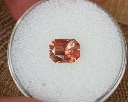 1,25ct Oregon Sunstone - Master cut & Schiller effect!