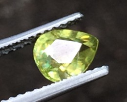 0.85cts Very beautiful SPHENE Piece