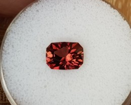 2,47ct Bi-colour Tourmaline - Master cut!