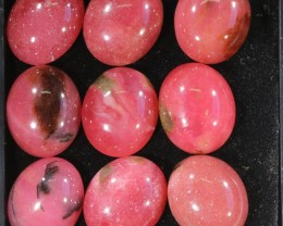 49.95Cts parcel  Old Stock Australian Red  Rhodonite   WS214