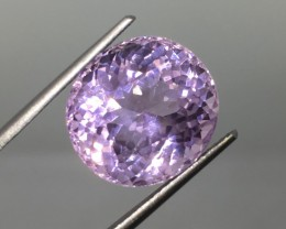 14.40 Carat VVS Kunzite Brilliant Pink Brazilian Beauty - Quality  !